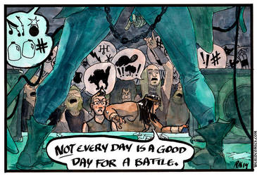By Crom! #73 by portablecity