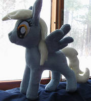 Derpy Hooves Plush by nalina