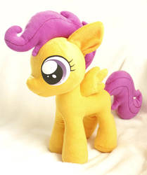 Scootaloo Plushie by nalina