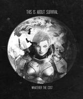 This Is About Survival by Jane-Shepard