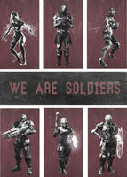 We Are Soldiers by Jane-Shepard