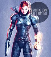 I Am Titanium by Jane-Shepard