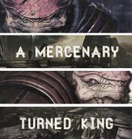 A Mercenary Turned King by Jane-Shepard
