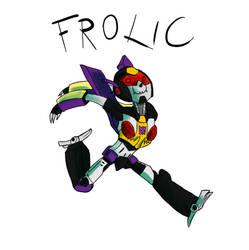 Wallbug Frolic by encune