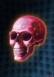 Sugar skull by Fstate