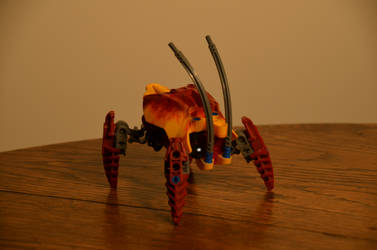 Lava Beetle by Hydrallon