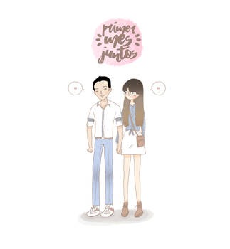 Couple by kaze9th
