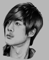 Kim HyunJoong by Kighto