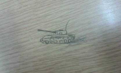 Tank! by MegaJani27