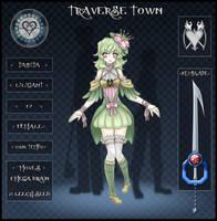 Pocket-Hearts: Tabita by ChuuSan