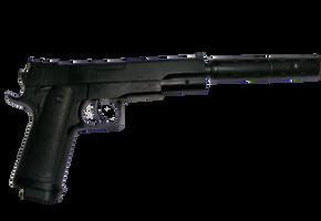 Gun by CrimsonDaisy