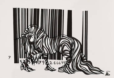 Zebra Code by Almairis