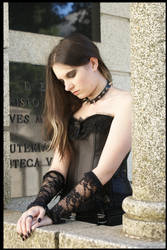 Innocence in Black by Almairis