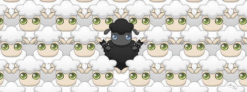 To be the Black Sheep by Almairis