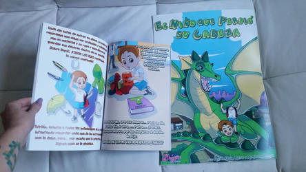 My First Illustrated Book! And Patreon by Almairis
