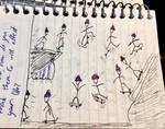 Faceless Stick Beanie Skater Duudle (10) by cbettsr