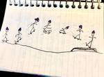 Faceless Stick Beanie Skater Duudle (11) by cbettsr