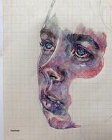 pen sketch 11 by Kayehaan