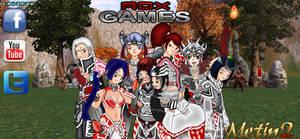 Metin2 - FanArt Banner Rox Games by Shura-X