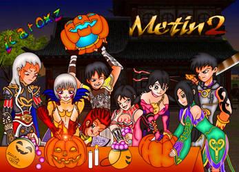 Metin2 - FanArt Macabro by Shura-X