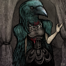 Portrait- Corbeau by other