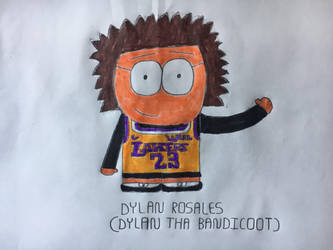 Dylan Rosales / Dylan Tha Bandicoot - SP Style by DylanRosales