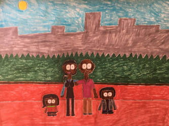 The Malone Family by DylanRosales