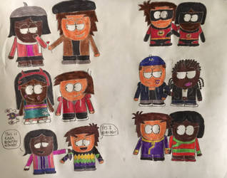 Derick Malloyd x Susan Malone Sketches 4.0  by DylanRosales