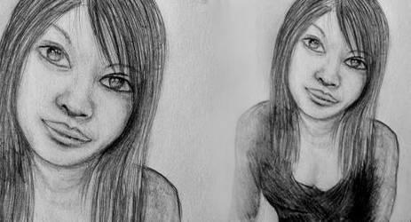 a friend by pinksov