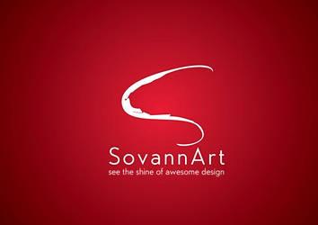 Sovannart Logo by pinksov