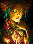 pollen princess by narm