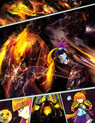 Starpunch Girl! page 16 by narm