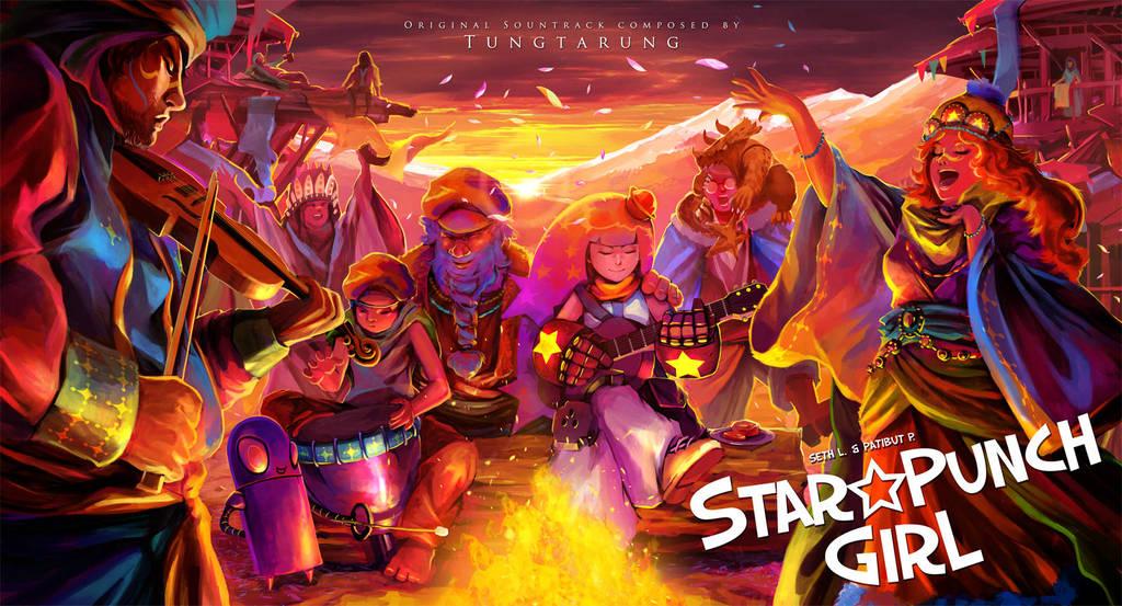 Starpunch Girl! Alternate Soundtrack by narm