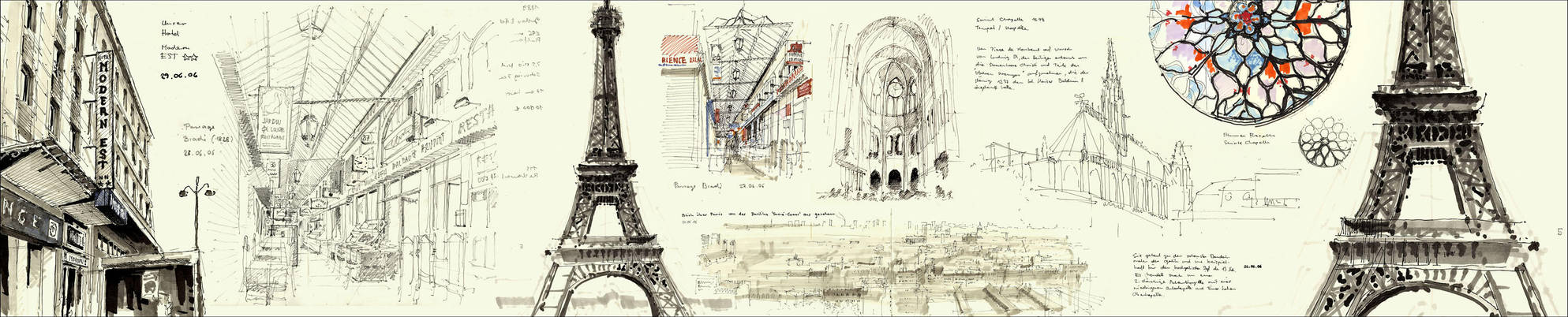 Paris by tomschmid