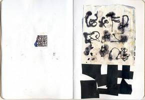 Brooklyn sketchbook 4 by RichardLeach