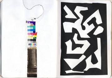 Brooklyn sketchbook 6 by RichardLeach