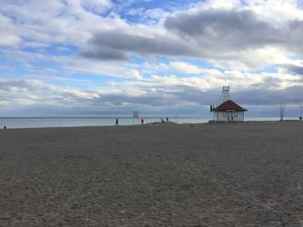 The Beach by RichardLeach
