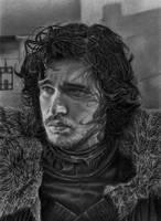 Jon Snow by mcgrath800