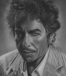 Bob Dylan by mcgrath800