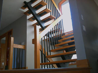 Stairs by TamperdSoul