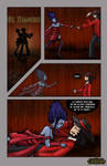 El tango: Evelynn y Twisted. League of Legends by Kaila-Rips