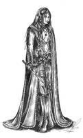 Priestess of Shar by Kharnate