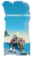 commander xtabel by mithryll