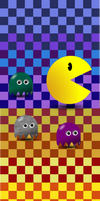 pac peeps by attack-jack
