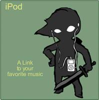 iPod Link by BBTillustrator