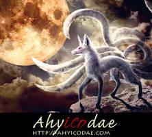 ID Mad Moon Fox by Ahyicodae