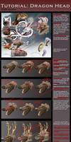 Tutorial: Dragon Head by Ahyicodae