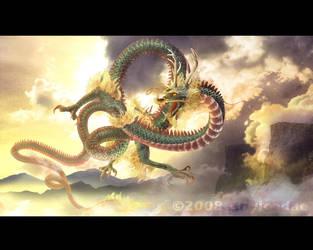 Dragon by Ahyicodae