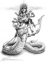 Medusa by Art-of-JosephG