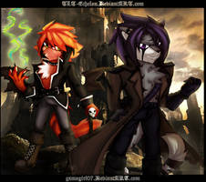 Collab +.Dark Castle.+ by EvilOverlord0